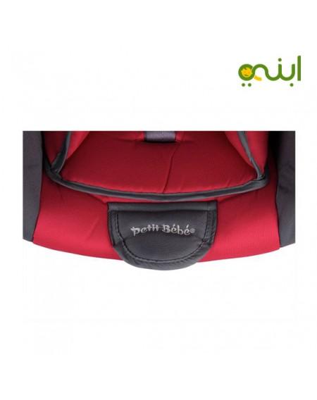 مقعد سيارة للجنسين من بيتيت بيبي رمادي