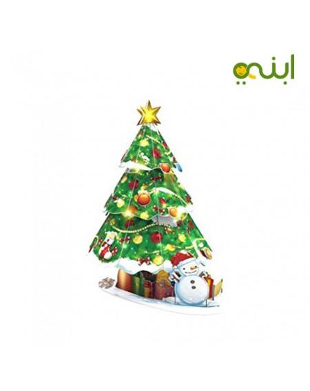 شجرة كريسماس للتركيب من كيوبك فن