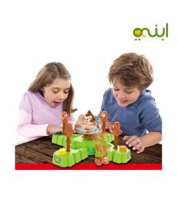 Bingo Board Game Gorilla Attack
