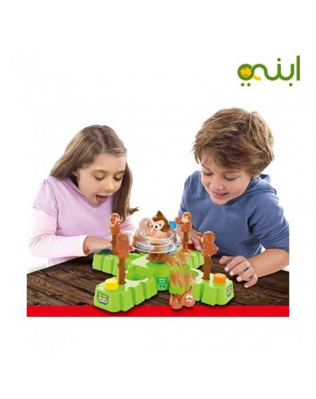 لعبة لوح تحدي الغوريلا من بينجو