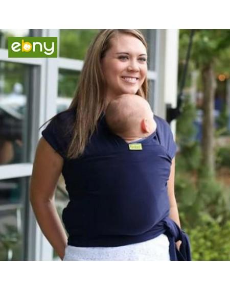 حمالة قماش ناعمة للغاية مناسبة لبشرة طفلك