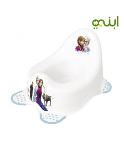 Potty for the baby for toilet training comfortably and safely