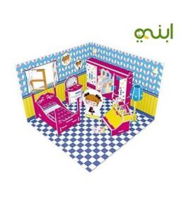 لعبة الفتيات المميزة غرفة نوم بازل