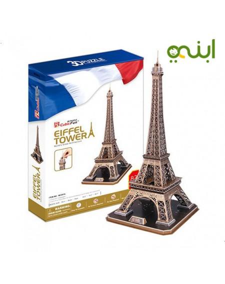 بازل برج ايفل ثلاثي الابعاد لعبة رائعة للأطفالالعاب