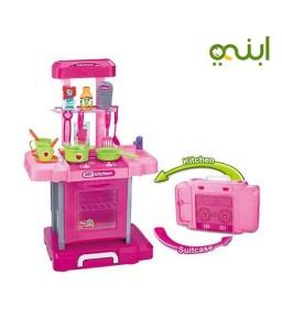 مطبخ بينجو للفتيات سهلة الفك والتركيب