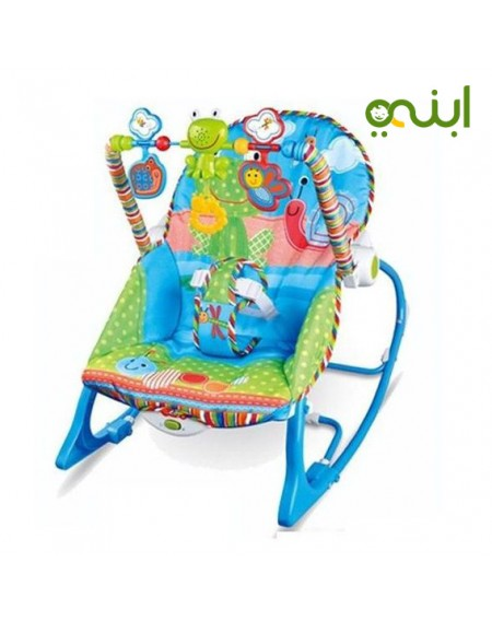 special seat full of fun toys for your toddlerFrom birth to two years