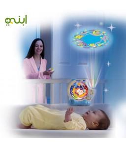 لعبة التأثيرات الصوتية لتهدئة الطفل الصغير