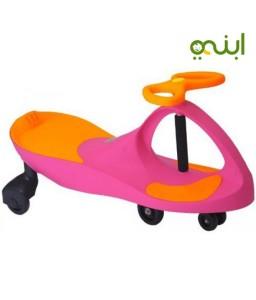 سيارة متعددة الالوان لترفيه طفلك
