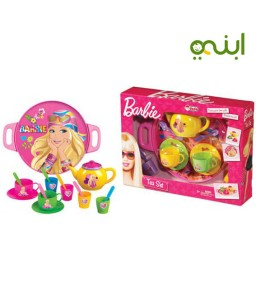 Barbie equipment Tea Set