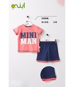 Boys set is great for summer - melon