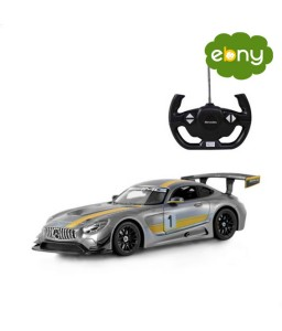 A wonderful car toy for the boys of Mercedes Rastar