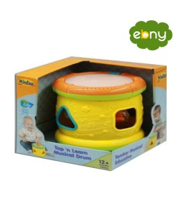 Let your child play drums with winfun Drums