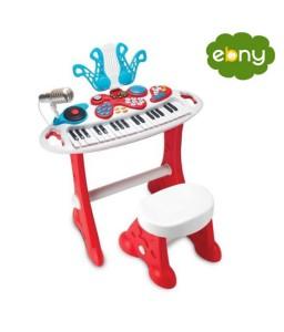 ستاند موسيقي لإقامة الحفلات بالمنزل لطفلك