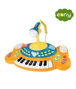 نمي هواية الموسيقى لأطفالك من خلال أورج وين فان
