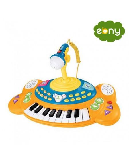 نمي هواية الموسيقى لأطفالك من خلال أورج وين فانمن الولاده الي عمر سنتين