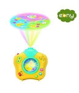 لعبة اضاءة وموسيقى مبهرة لطفلك