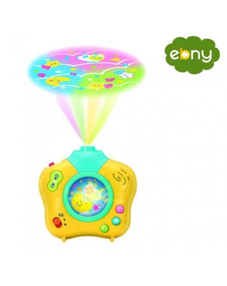 لعبة اضاءة وموسيقى مبهرة لطفلكالعاب