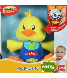 لعبة  مميزة لطفلك الرضيع لتنمية الاستماع والتعلم