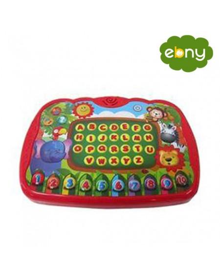 ايبود للطفل المبدع لتعليم مهارات الحروف والارقامالعاب