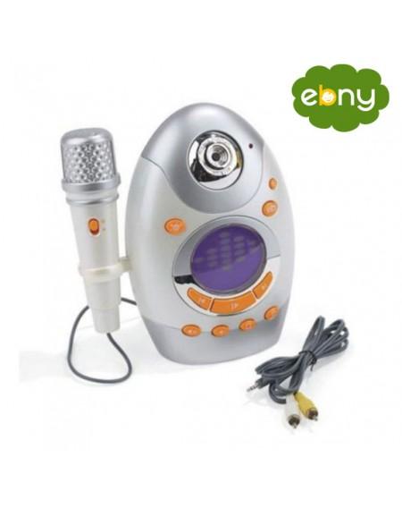 ميكروفون تليفزيون سوبر ستار المتميز لطفل مبدعالعاب