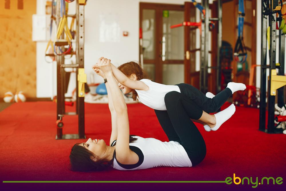8 نصائح لحمل أطفالك على ممارسة الرياضة